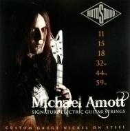 Rotosound - MAS11 Michael Amott Sign. Set