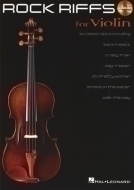 Hal Leonard - Rock Riffs - Violin