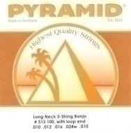 Pyramid - Long Neck 5-string Banjo Set