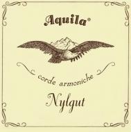 Aquila - Baritone Ukulele Nylgut Set