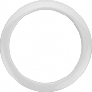 Bass Drum O's - 4' White round HW4