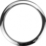 Bass Drum O's - 5' Chrome round HC5