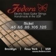 Fodera - 5-String Set Medium-Heavy B NI