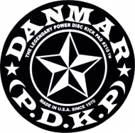 Danmar - 210STR Bass Drum Singlepad