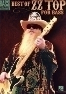 Hal Leonard - Best of ZZ Top -Bass