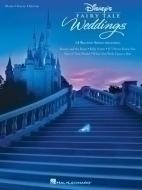 Hal Leonard - Disney's Fairy Tale Weddings
