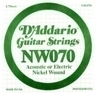 Daddario - NW070 Single String