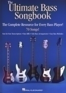 Hal Leonard - The Ultimate Bass Songbook