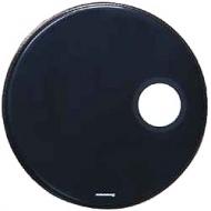 Aquarian - 24' Regulator Black Bass Drum
