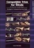 Carl Fischer - Compatible Trios Trombone