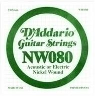 Daddario - NW080 Single String