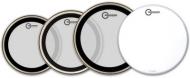 Aquarian - PF-B Drum Head Set Standard