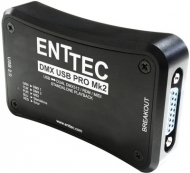 Enttec - DMX USB Pro MK2 Interface