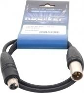 pro snake - DMX AES/EBU Cable 1,0