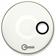Aquarian - 24' Regulator White Bass Drum