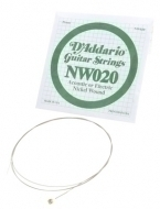 Daddario - NW020 Single String