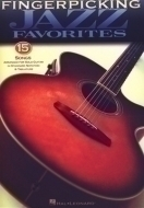 Hal Leonard - Fingerpicking Jazz Favorites