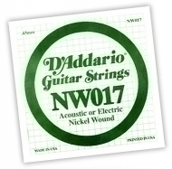 Daddario - NW017 Single String