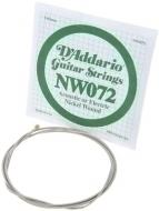 Daddario - NW072 Single String