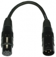 ADJ - DMX Adapter Cable DMXT/3M5F