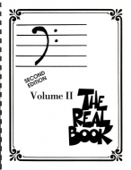 Hal Leonard - Real Book Vol.2 Bass