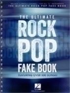 Hal Leonard - Ultimate Rock Pop Fake Book