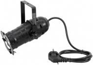 Eurolite - LED PAR-16 3200K 3x3W Spot bk