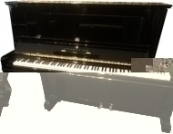 Steinway & Sons - Piano (restorated)