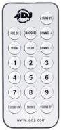 ADJ - UC IR Remote Control