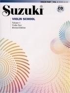 Alfred Music Publishing - Suzuki Violin School Vol.1+CD