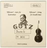 Conrad Götz - Pfitzner Gut String G