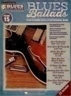 Hal Leonard - Blues Play-Along: Ballads