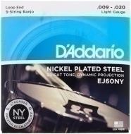 Daddario - EJ60NY Light Gauge