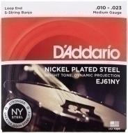 Daddario - EJ61NY Medium Gauge