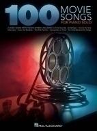 Hal Leonard - 100 Movie Songs For Piano Solo