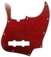 dAndrea - J-Style Pickguard Red Sparkle