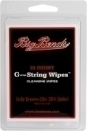 Big Bends - String Cleaning Wipes 25