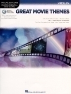 Hal Leonard - Great Movie Themes Violin
