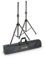 Gravity - SS 5211 B Set 1 Speaker Stand