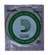 Daddario - NW048 Single String