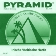 Pyramid - Irish / Celtic Harp String a3