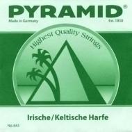 Pyramid - Irish / Celtic Harp String d2