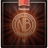 Daddario - NB1356 Nickel Bronze Set