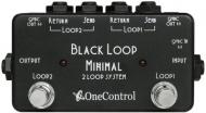 One Control - Minimal Series Black Loop