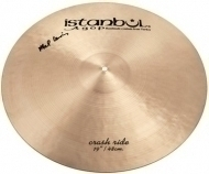 Istanbul Agop - 19' Mel Lewis Sign. Crash-Ride