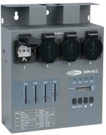 Showtec - DIM-4LC 4-Ch. Dimmer/Switch