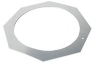 Varytec - filter frame octagon PAR 36 po