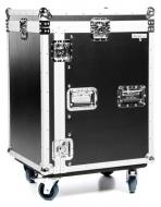 Flyht Pro - L-Rack 12U Wheels Service Flap
