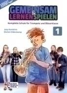 Bläser Schulen Verlag - Gemeinsam Lernen Trumpet
