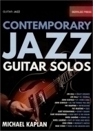 Berklee Press - Contemporary Jazz Guitar Solos